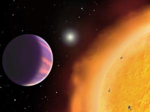Самая удаленная экзопланета