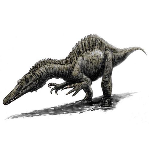 палеозавр