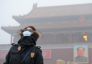 пекин смог