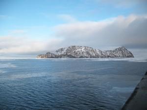Поиском неизвестных арктических островов займется Северный флот России