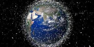 Российские астрономы создали технологию борьбы с космическим мусором