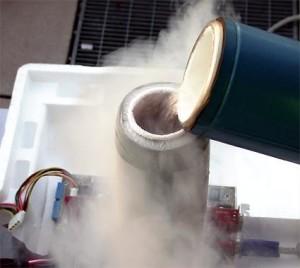 Ученые из МФТИ представили разработку системы, способной охлаждать процессоры будущего