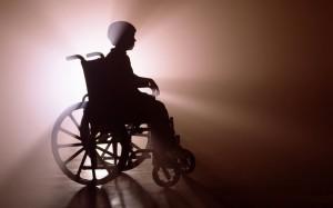 сила мысли и инвалидное кресло