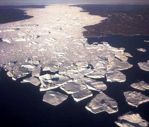 Таяние ледников способствует более быстрому подъему воды в мировом океане, чем предполагалось ранее