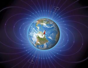 550 миллионов лет назад магнитные полюса сменялись чаще