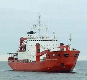 Ледокол «Академик Федоров» доставит в Россию метеориты