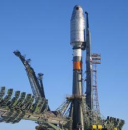 Успешный запуск космического корабля «Союз–2.1б»