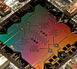 Ученые создали двухкубитную квантовую схему