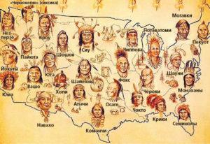 Ученые подтвердили истребление американских индейцев