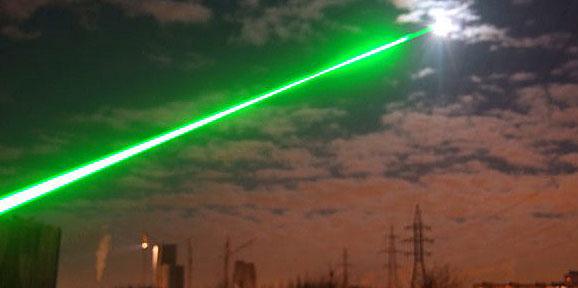 лазерная установка