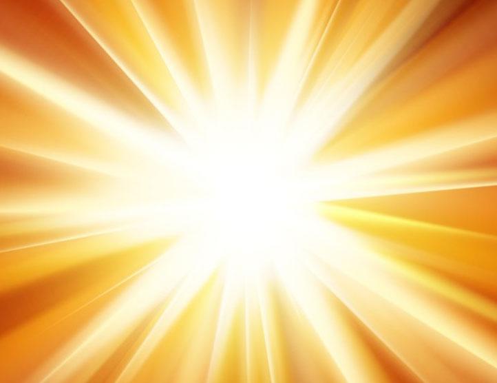 """Солнце """"слишком круглое"""""""