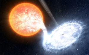 Черные дыры не дают рождаться звездам