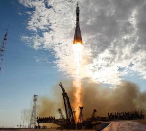 Российская лунная ракета