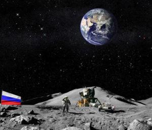 Пилотируемый корабль на Луну