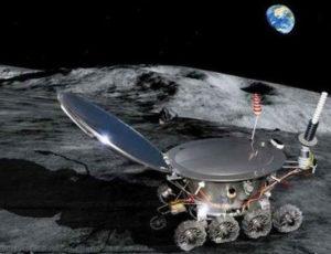 Российские ученые разрабатывают луноход с атомным источником