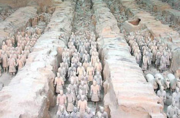 Усыпальница Китай