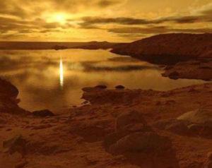 Углеводородные озера на Титане
