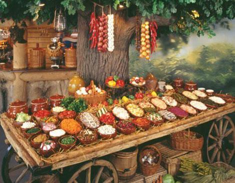 Кухня Московского государства