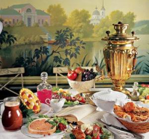 Кухня Руси