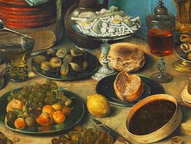 кухня римлян
